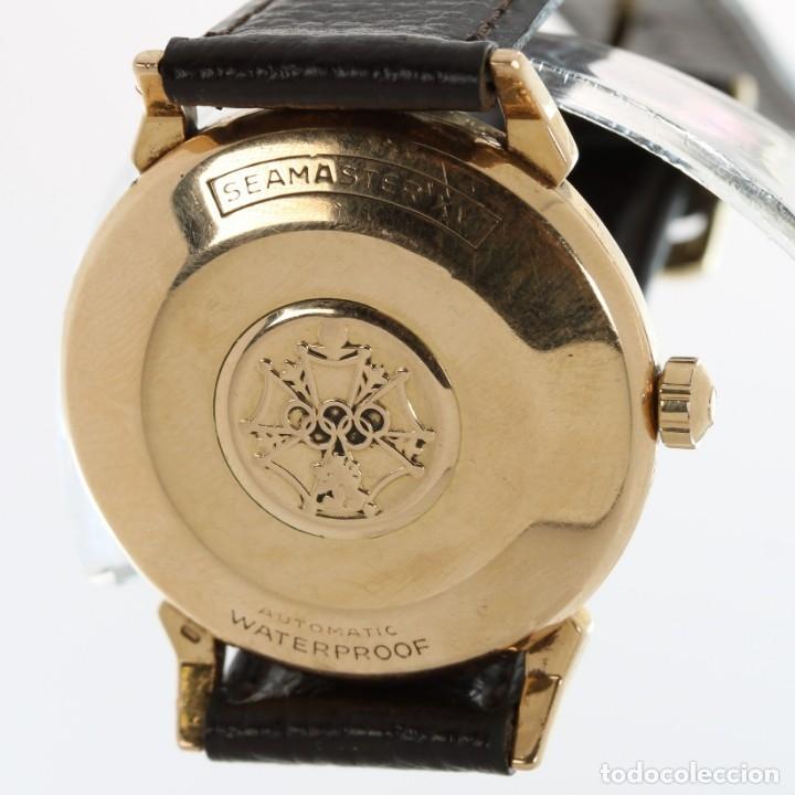 Relojes - Omega: Omega Seamaster Juegos Olímpicos Melbourne 1956 - Foto 8 - 176724654