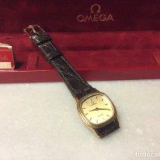 Relojes - Omega: RELOJ OMEGA CHAPADO EN ORO.. Lote 176921405