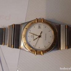 Relojes - Omega: RELOJ OMEGA CONSTELLATION DE CABALLERO EN ACERO Y ORO. Lote 176233760