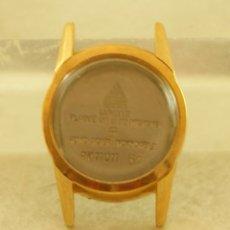 Relojes - Omega: CAJA OMEGA BK11011 PARA CALIBRE MECANICO NUEVA CHAPADA EN ORO. Lote 177897523