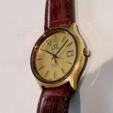 Relojes - Omega: PRECIOSO OMEGA DE VILLE AÑOS 80 CUARZO NUEVO A ESTRENAR. Lote 178223426