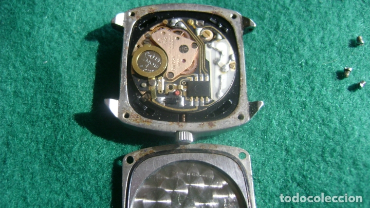 Relojes - Omega: OMEGA SEAMASTER CUATZO MOV 1342 FUNCIONANDO DIAL MUY RARO VER FOTOS - Foto 4 - 178653310