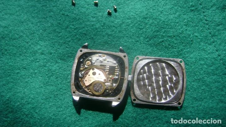 Relojes - Omega: OMEGA SEAMASTER CUATZO MOV 1342 FUNCIONANDO DIAL MUY RARO VER FOTOS - Foto 5 - 178653310