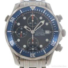 Relojes - Omega: OMEGA SEAMASTER CRONÓGRAFO 300M TITANIO REF. 2298.80.00. Lote 178758773