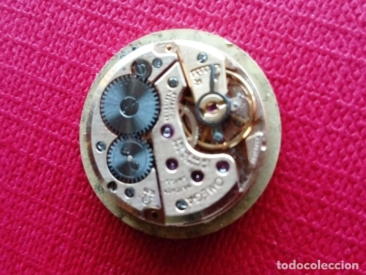 Relojes - Omega: Máquina y esfera reloj Omega de mujer - Foto 2 - 179000607