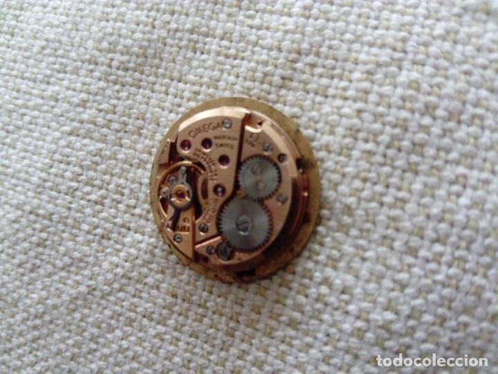 Relojes - Omega: Máquina y esfera reloj Omega de mujer - Foto 3 - 179000607