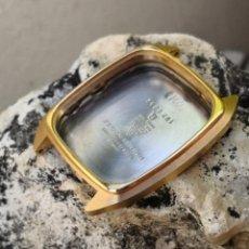 Relojes - Omega: CAJA RELOJ OMEGA VINTAGE NUEVA GENUINA. Lote 179326972