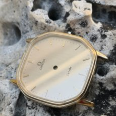 Relojes - Omega: CAJA RELOJES OMEGA COMPLETA NUEVA. Lote 181143913