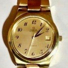 Relojes - Omega: OMEGA GENEVE AUTOMATICO CALIBRE 1012, PLAQUÉ ORO 20 MICRAS. Lote 182505792