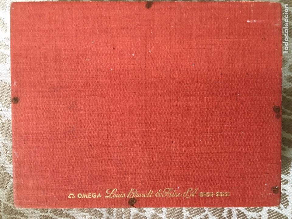 Relojes - Omega: Caja madera reloj omega - Foto 3 - 183086816