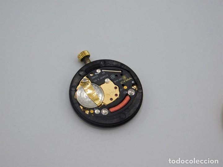 Relojes - Omega: OMEGA-RELOJ JOYA-PULSERA DE ORO 18K-DE DAMA-QUARZ - Foto 9 - 183277068