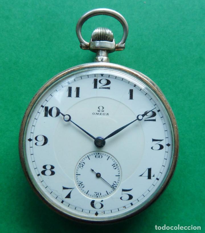 RELOJ DE BOLSILLO OMEGA (Relojes - Relojes Actuales - Omega)