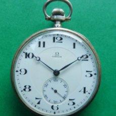 Relojes - Omega: RELOJ DE BOLSILLO OMEGA. Lote 183604341