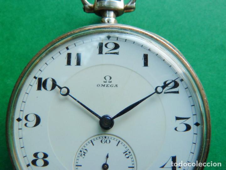Relojes - Omega: Reloj de bolsillo Omega - Foto 2 - 183604341