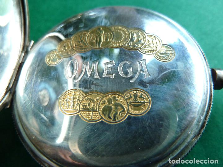 Relojes - Omega: Reloj de bolsillo Omega - Foto 7 - 183604341