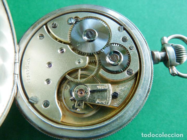 Relojes - Omega: Reloj de bolsillo Omega - Foto 9 - 183604341