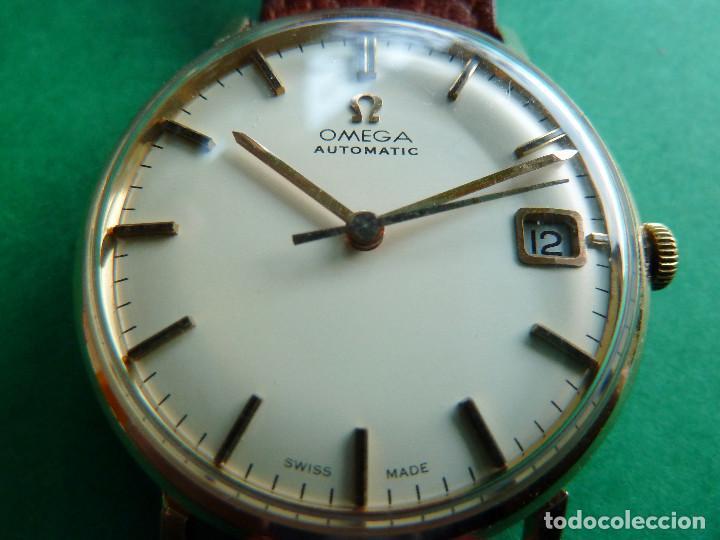 Relojes - Omega: Reloj de caballero automático Omega. - Foto 3 - 183606771