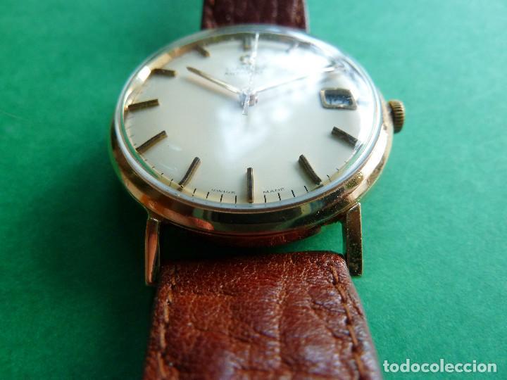Relojes - Omega: Reloj de caballero automático Omega. - Foto 4 - 183606771
