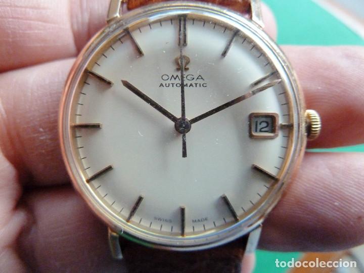 Relojes - Omega: Reloj de caballero automático Omega. - Foto 5 - 183606771
