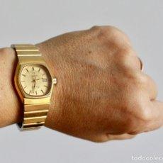 Relojes - Omega: RELOJ DE MUJER - OMEGA SEAMASTER 1360 - FUNCIONA. Lote 183820960