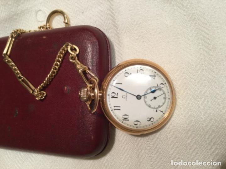 Relojes - Omega: Reloj oro Omega - Foto 3 - 183934535