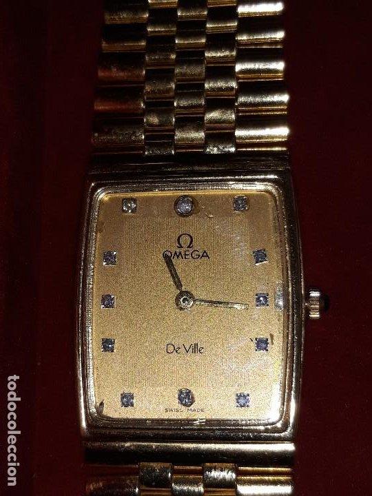 Relojes - Omega: Reloj Omega Sra. Diamantes - Foto 2 - 185658812