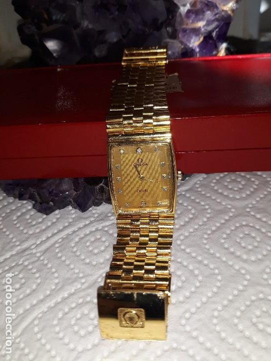 Relojes - Omega: Reloj Omega Sra. Diamantes - Foto 3 - 185658812