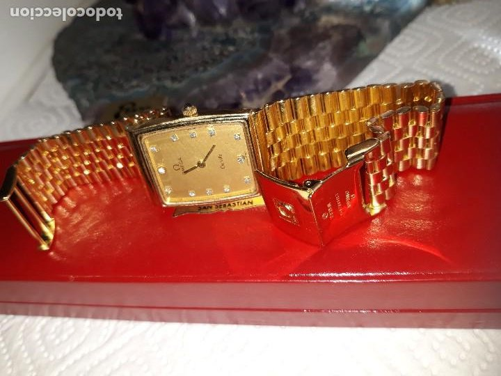 Relojes - Omega: Reloj Omega Sra. Diamantes - Foto 5 - 185658812