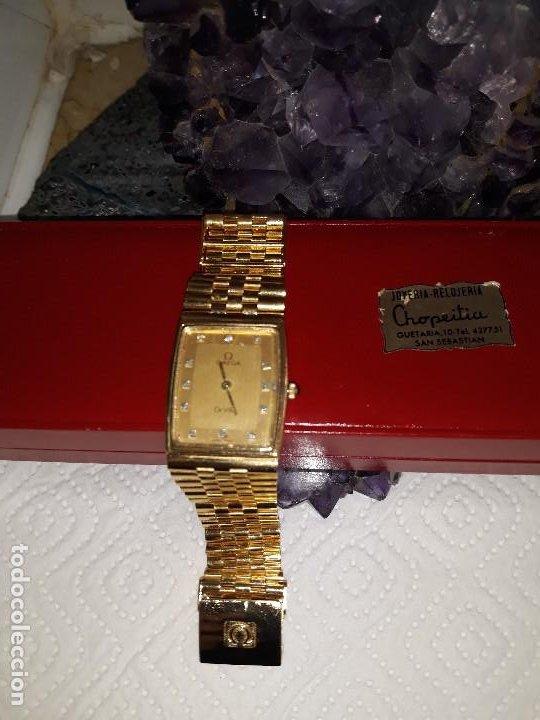 Relojes - Omega: Reloj Omega Sra. Diamantes - Foto 6 - 185658812