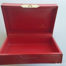 Relógios - Omega: ESTUCHE VACÍO OMEGA ORIGINAL. Lote 186309468