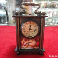 Relojes - Omega: RELOJ DE VIAJE. Lote 186402615