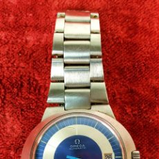 Relojes - Omega: RELOJ OMEGA AUTOMATIC GENEVE DINAMIC TOOL 107. CADENA ORIGINAL. SUIZA. CIRCA 1970. Lote 186904087