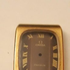 Relojes - Omega: CAJA Y ESFERA PARA RELOJ OMEGA GENEVE. Lote 187100973