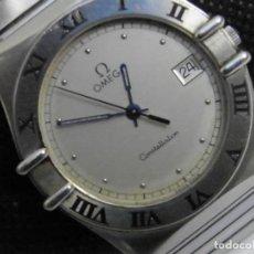 Relojes - Omega: OMEGA CONSTELLATION ACERO CUARZO. Lote 189426017