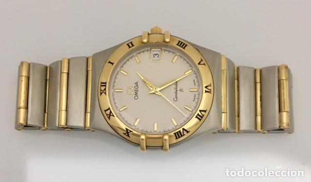 Relojes - Omega: OMEGA CONSTELLATION ORO 18KTy ACERO.COMO NUEVO. - Foto 3 - 189602496