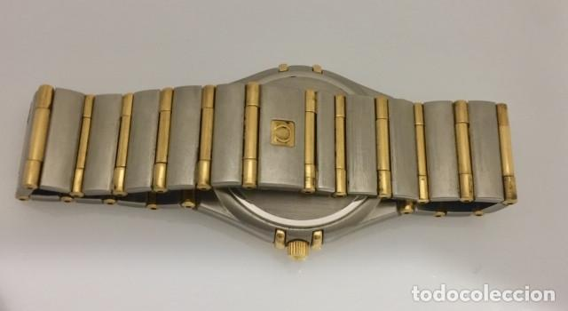 Relojes - Omega: OMEGA CONSTELLATION ORO 18KTy ACERO.COMO NUEVO. - Foto 4 - 189602496