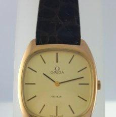 Relojes - Omega: OMEGA DE VILLE LAMINADO ORO 18KT.NUEVO. Lote 189790880