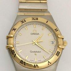 Relojes - Omega: OMEGA CONSTELLATION ORO 18KTY ACERO.COMO NUEVO.. Lote 189903548