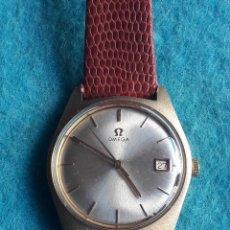 Relojes - Omega: RELOJ MARCA OMEGA. CLÁSICO DE CABALLERO. FUNCIONANDO. Lote 190355641