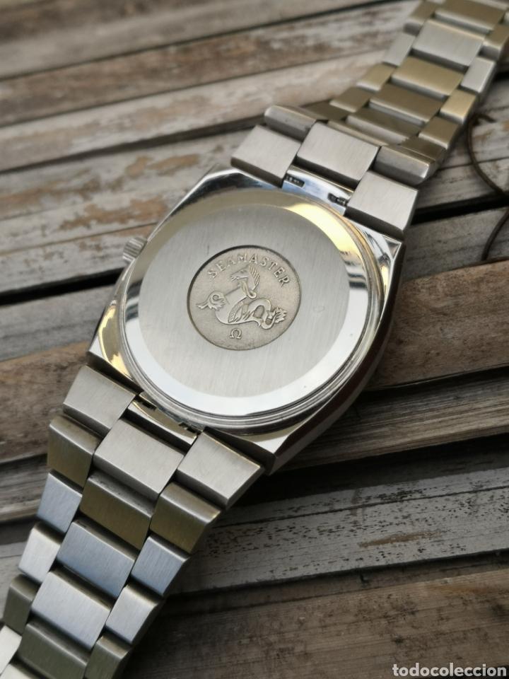Relojes - Omega: ✨U/19 Reloj vintage Omega Seamaster Cuarzo NUEVO - Foto 9 - 190630280
