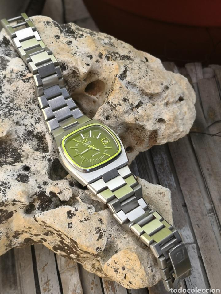 Relojes - Omega: ✨U/19 Reloj vintage Omega Seamaster Cuarzo NUEVO - Foto 10 - 190630280