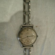Relojes - Omega: RELOJ OMEGA EN ACERO CON SEGUNDERO FUNCIONANDO. Lote 190898023