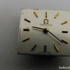 Relojes - Omega: MAQUINA OMEGA SEÑORA. Lote 191316103