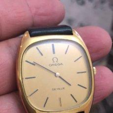 Relojes - Omega: RELOJ OMEGA DE VILLE ORIGINAL MECÁNICO - VER LAS FOTOS. Lote 191743861