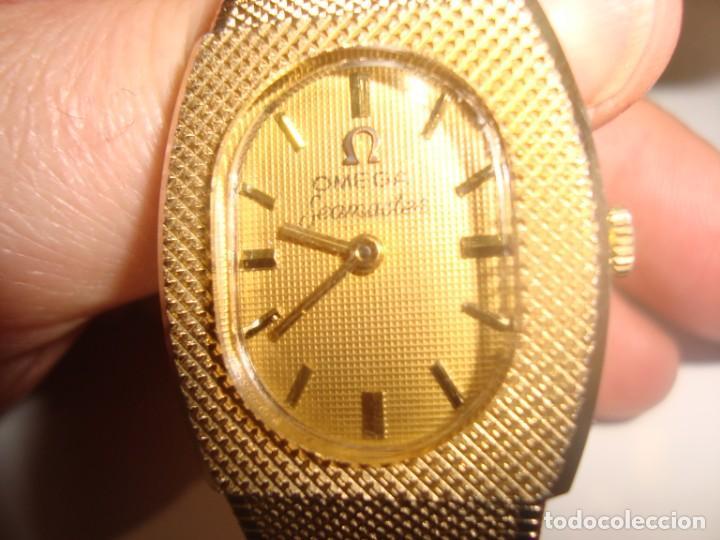 Relojes - Omega: reloj omega replica años 70-80 - Foto 3 - 192188438