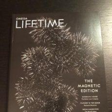 Relojes - Omega: OMEGA LIFETIME REVISTA ISSUE NUMERO 18/2017 INGLES - RELOJ RELOJES - NO CATALOGO ROLEX SEIKO. Lote 192194137