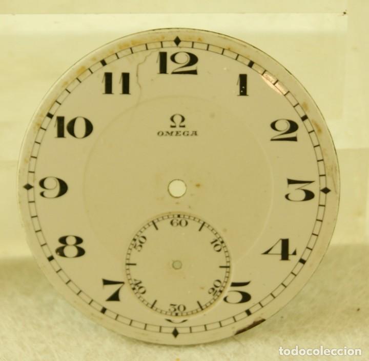 OMEGA ESFERA DE PORCELANA BOLSILLO 38.5MM (Relojes - Relojes Actuales - Omega)