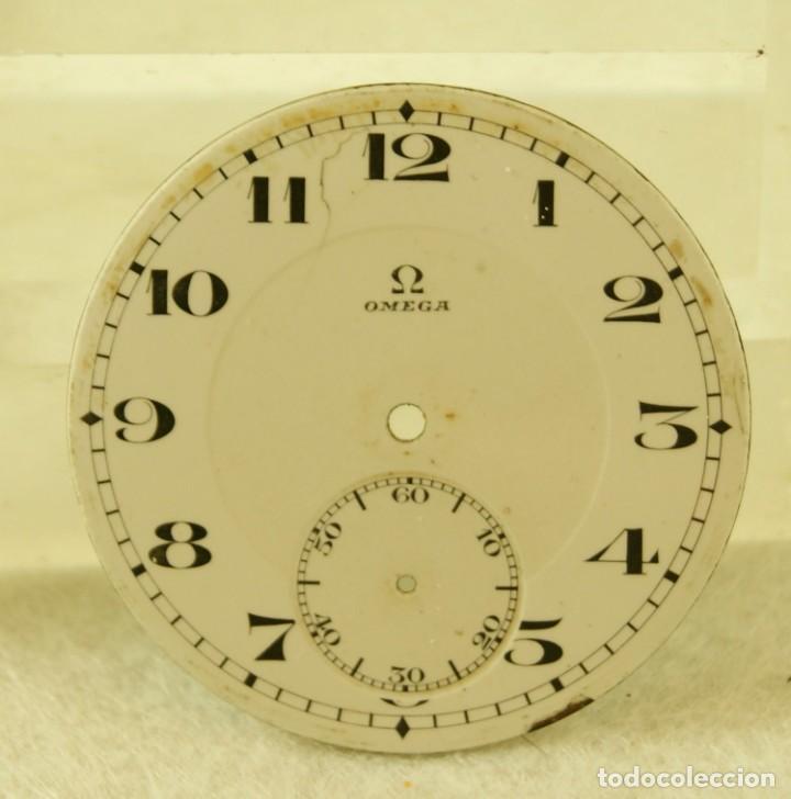 Relojes - Omega: OMEGA ESFERA DE PORCELANA BOLSILLO 38.5MM - Foto 2 - 192565576