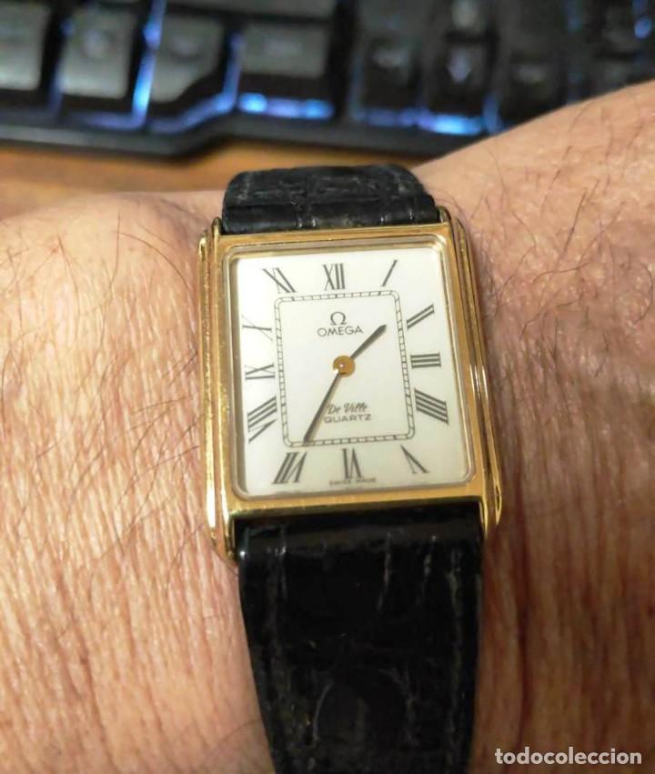 Relojes - Omega: Omega de Ville Rivoli Quartz (NOS = new old stock) - Foto 8 - 48227090