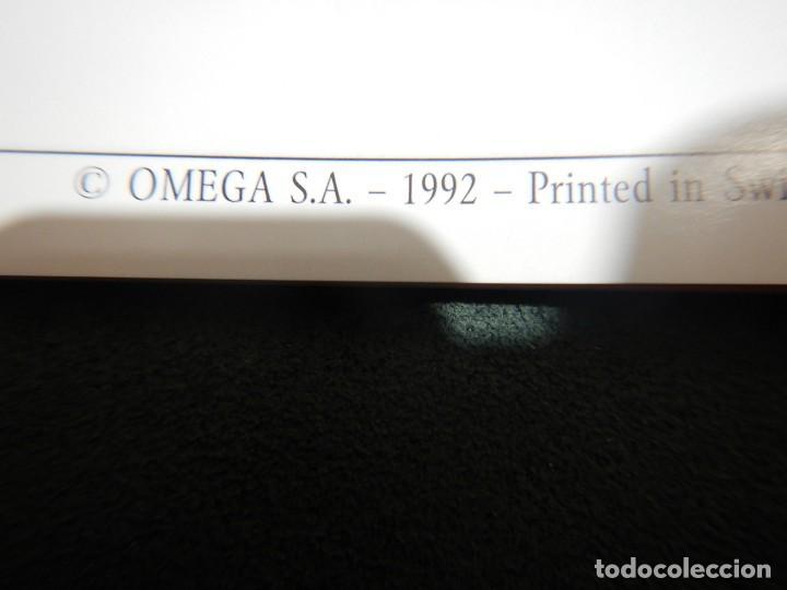 Relojes - Omega: Manual omega año 1992 - Foto 2 - 193442025